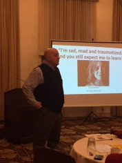 Dr. Bryan Pearlman Keynotes